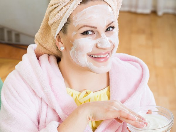 Milk Face Packs For Skin Problems