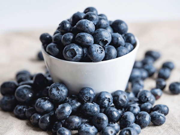 blueberries side effects