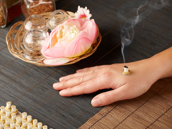What Is Moxibustion Therapy?