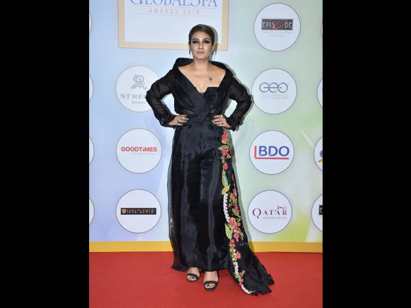 Raveena Tandon Fashion