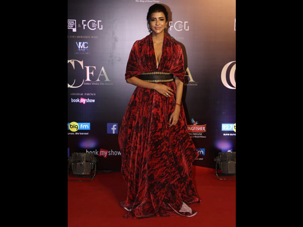 Lakshmi Manchu Critics Choice Film Awards