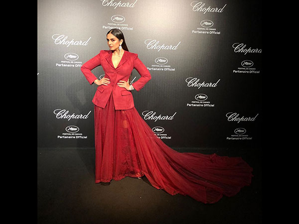 Huma Qureshi Fashion