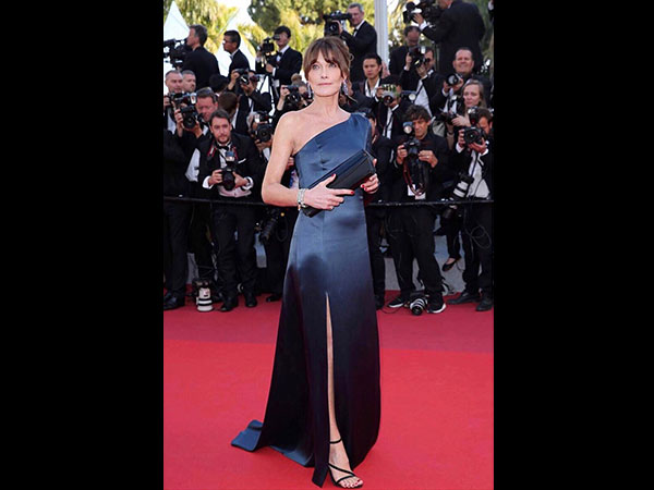 Carla Bruni Cannes