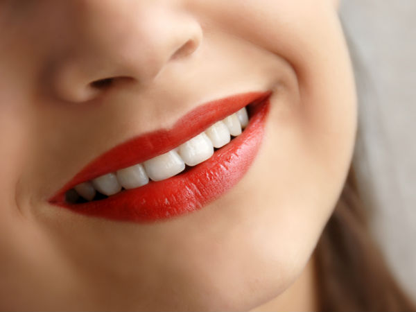 Natural Remedies To Lighten Dark Upper Lips - Boldsky com