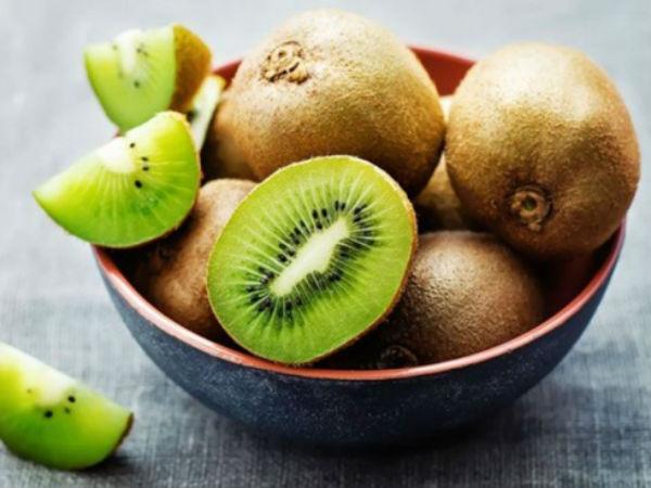 Kiwi Fruit To Help With Digestion