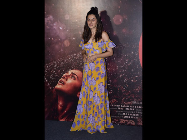 Taapsee Pannu Style