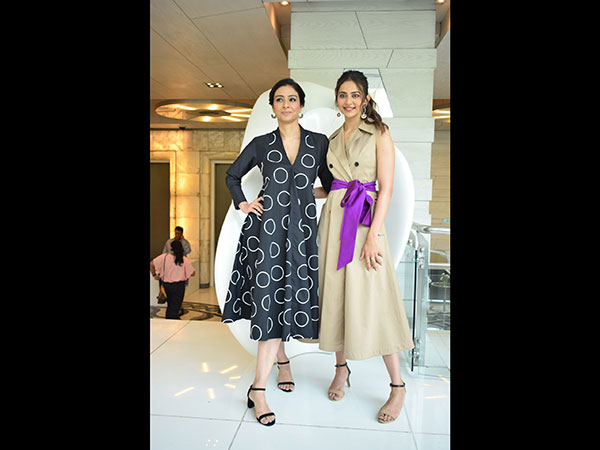 Tabu and Rakulpreet