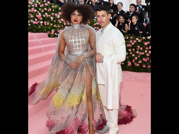 Priyanka and Nick Met Gala 2019