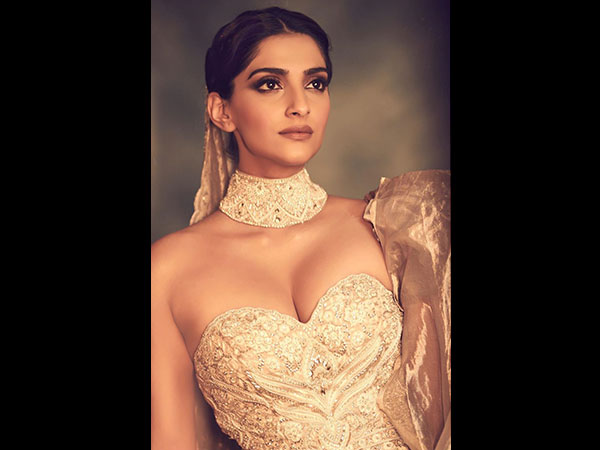 Sonam Dazzled In A Plush Attire At Cannes 2019, But Was It Too Maximalist For A Dinner Party?