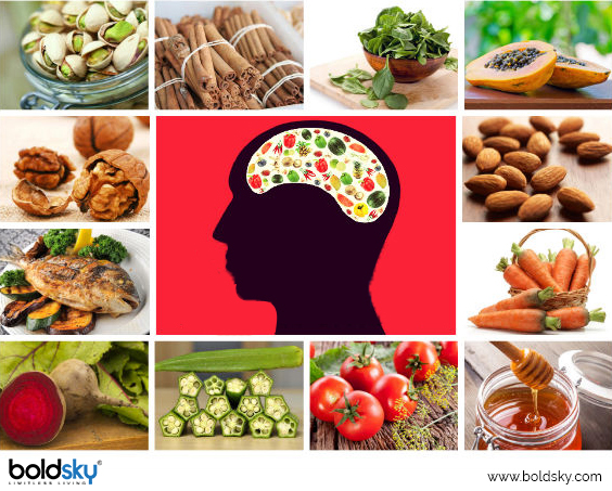foods to boost memory