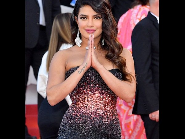Glamorous But Certainly Understated, Priyanka's Cannes Red Carpet Debut Look Is Effortlessly Fab