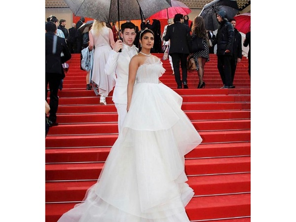 Abstract And Elegant, Priyanka Chopra Jonas Gives One Of Her Best Gown Moments At Cannes 2019