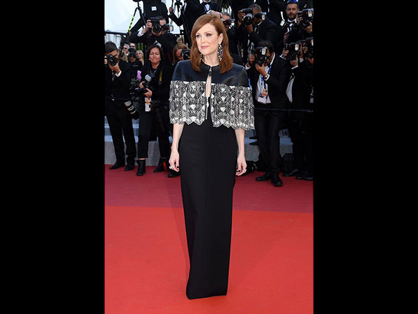 Julianne Moore Cannes