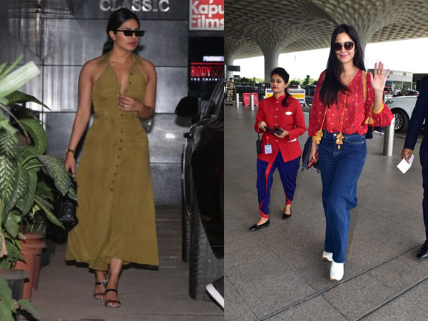 Bollywood Actresses Fashion