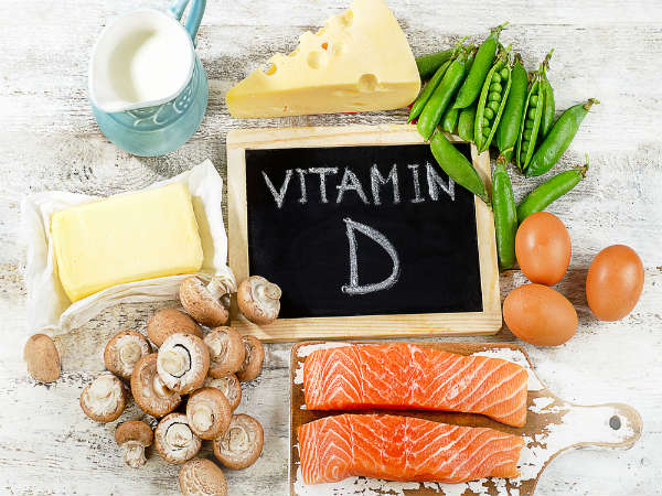Eat These Vitamin D-rich Foods For Improved Immunity & Bone Health