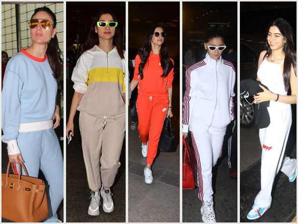 Bollywood Tracksuit Fashion