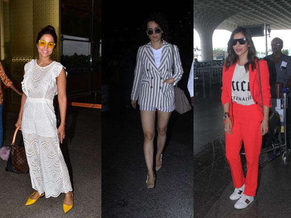 Best Celeb Airport Looks