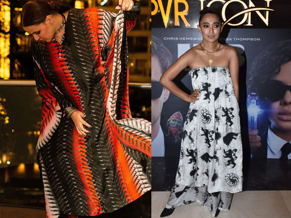 Neha Dhupia Or Sayani Gupta: Whose Game of Thrones-inspired Dress Will You Pick?