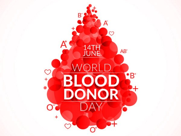 World Blood Donor Day 2019: Blood Typing And Crossmatching