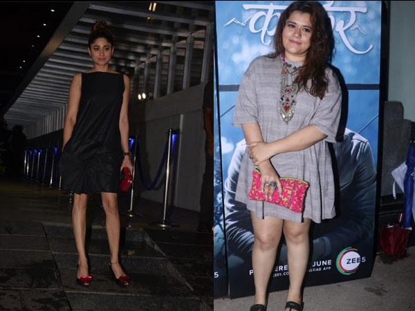 From Shamita Shetty To Shikha Talsania: Whose Dress Game Was The Best?