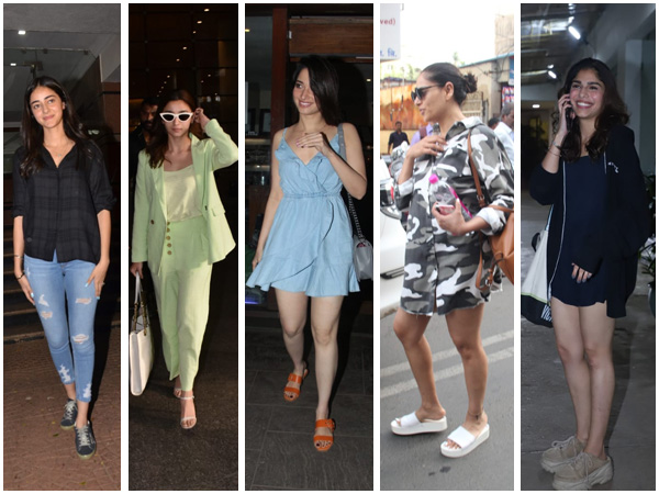 Bollywood Divas In Casual Outfits