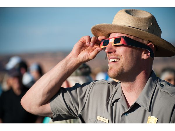 Protect Eyes During Solar Eclipse