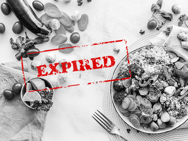 Expired Food