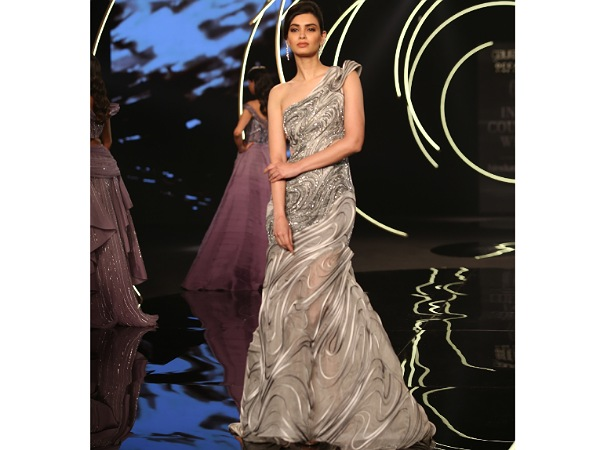 Diana Penty India Couture Week 2019