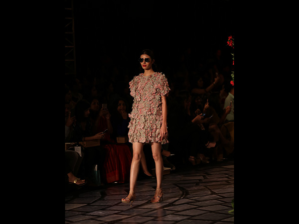 Rahul Mishra Paris Fashion Week