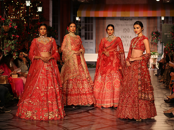 Rahul Mishra FDCI India Couture Week