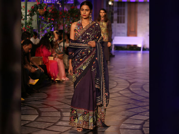 Rahul Mishra India Couture Week 2019