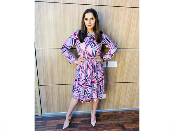 Sania Mirza Fashion