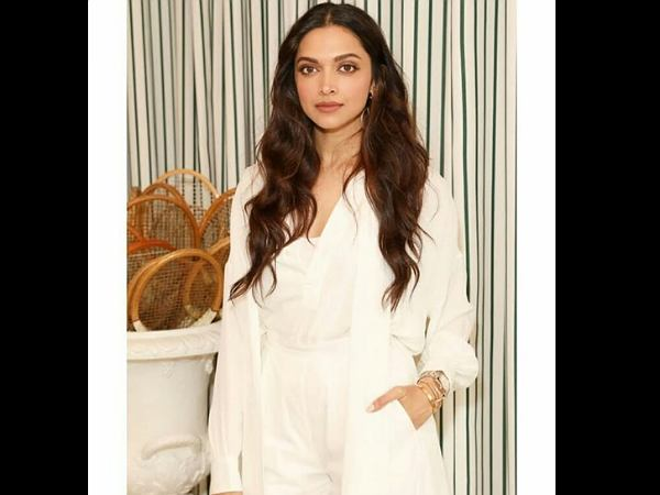 Deepika Padukone Pays Tribute To Wimbledon 2019 With An All-White Outfit