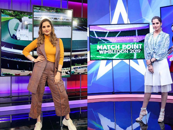 Sania Mirza Has Some Very Simple Power Dressing Outfit Ideas For Us