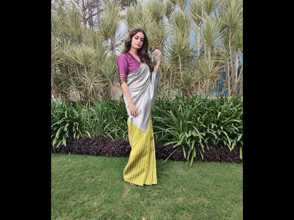 Dia Mirza Traditional Looks