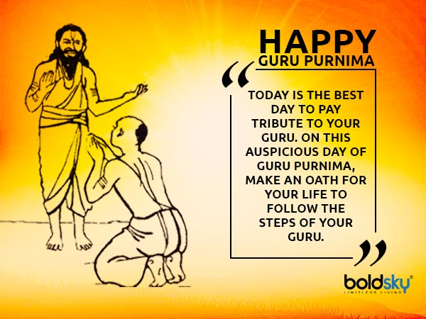 Guru Purnima 2019: Messages And Quotes To Wish Your Guru