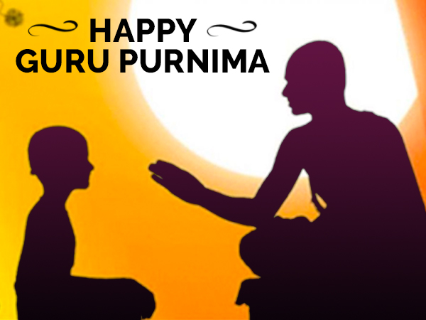 Guru Purnima 2019: Date, Time And Significance
