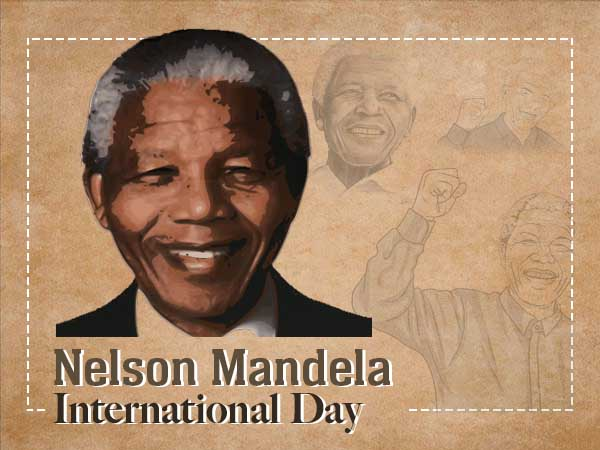 Mandela Day: The Biography Of Nelson Mandela
