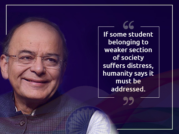 Inspirational Quotes By Arun Jaitley