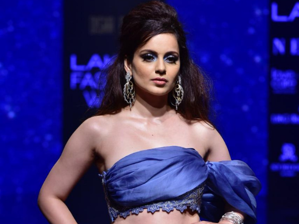 Kangana Ranaut Lakme Fashion Week