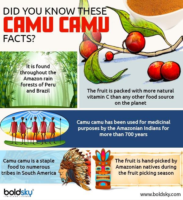 Lesser Known Health Benefits Of Camu Camu Nutrition And Vegan Recipes Boldsky Com