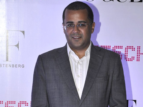 Chetan Bhagat Buys His Own Book