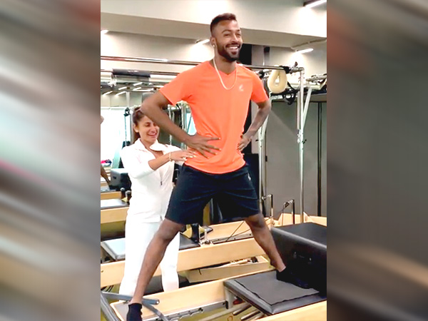 Ace Cricketer Hardik Pandya Loves Doing Pilates, Here's Why You Should Do This Workout