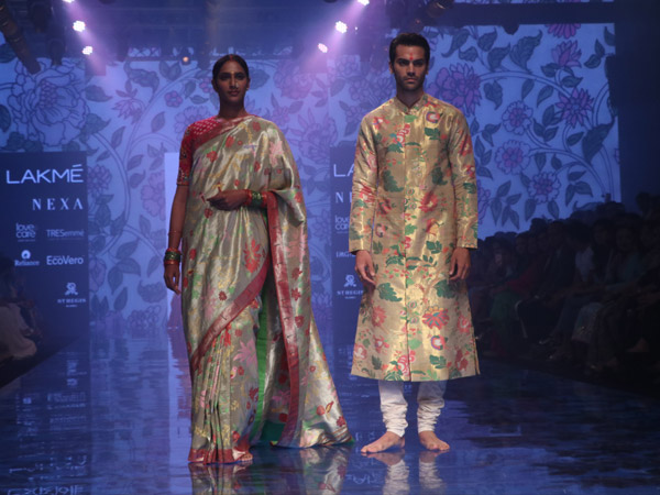 Gaurang Shah Lakme Fashion Week Winter Festive 2019