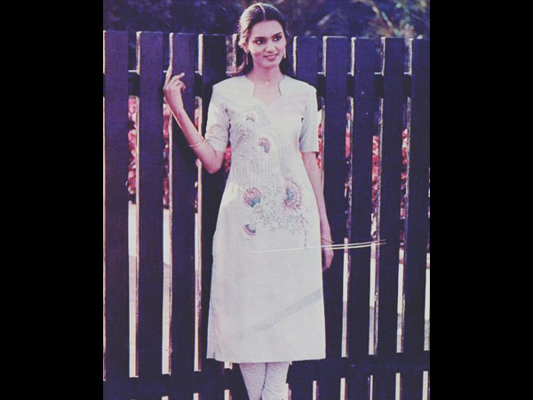 Neerja Bhanot Air Hostess