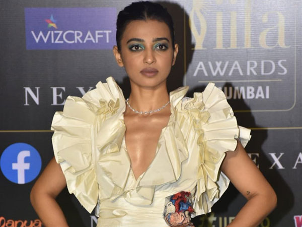 Radhika Apte IIFA Awards 2019