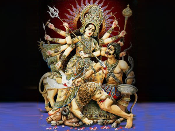 Shubho Mahalaya 2019: The Legend Of Mahishasura, Why Goddess Durga Is Called Mahishasuramardini