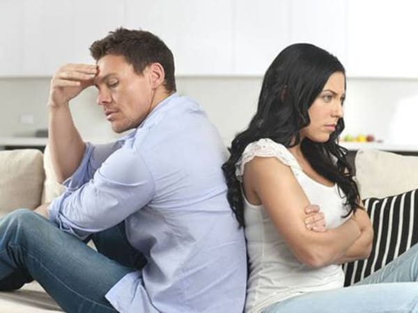 Financial Strain Affecting Couples Life