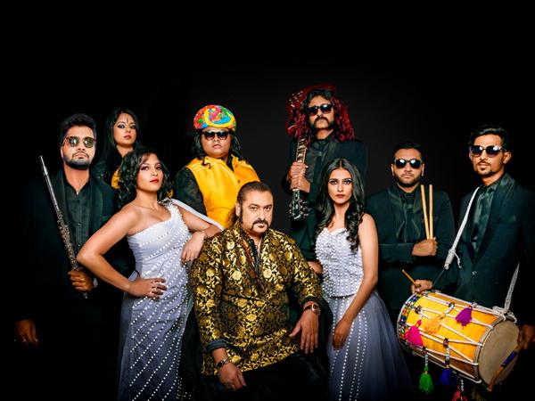 Dandiya Night With Leslie Lewis And DJ Vipul Khurana, Phoenix Marketcity Bengaluru On 28th September