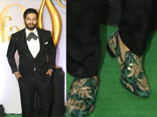 IIFA Rocks 2019: More Than His Outfit, Ali Fazal's Green Loafers Caught Our Attention